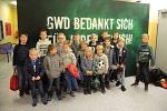 E-Jugend Einlaufkinder GWD 2018