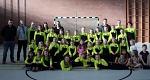 Handball Minis E-Jugend Trainingsanzüge 2019