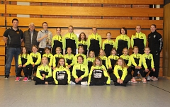 Handballjugend Trainingsanzüge 2019 (2) © SV Warmsen