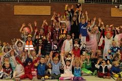 Kinderkarneval 2020©SV Warmsen