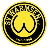 Logo SV weiß©SV Warmsen