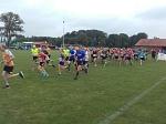 Start 10 km Lauf