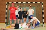 Vereinsinternes Turnier 2017 Siegerfoto