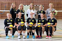 Volleyball I. Damen 2020 © SV Warmsen